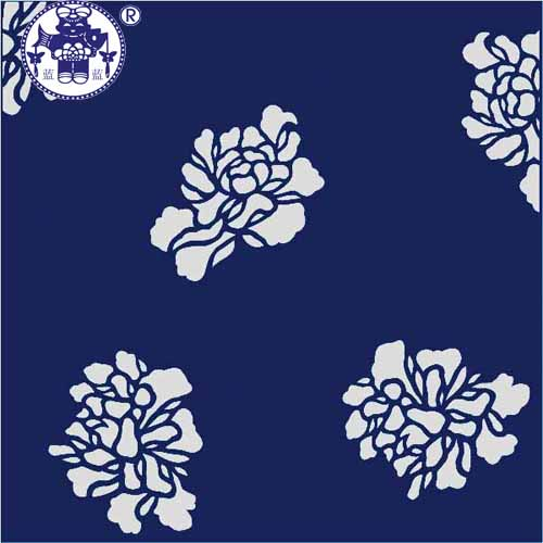 蓝印花布·网上专卖店